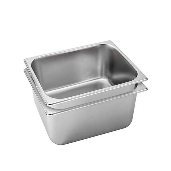 Soga 2X Gastronorm Full Size Gn Pan 20Cm Deep Stainless Steel Tray