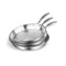 Soga 3X Stainless Steel Fry Pan Top Grade Induction Skillet Cooking