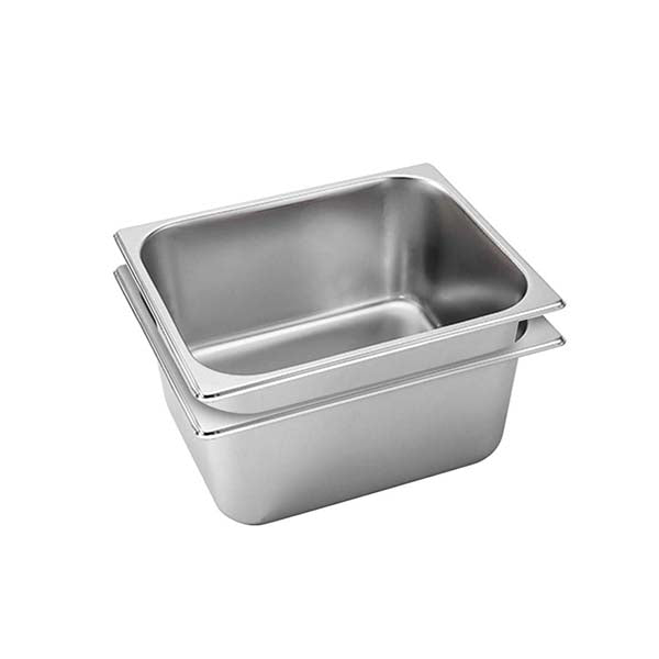 Soga 2X Gastronorm Gn Pan Full Size 15Cm Deep Stainless Steel Tray
