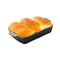 Soga 33Cm Cast Iron Rectangle Bread Cake Baking Dish Roasting Pan