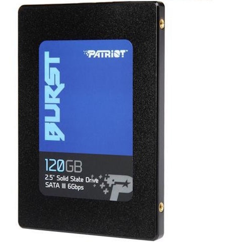 120 GB Patriot Burst PBU120GS25SSDR SATA III Drive