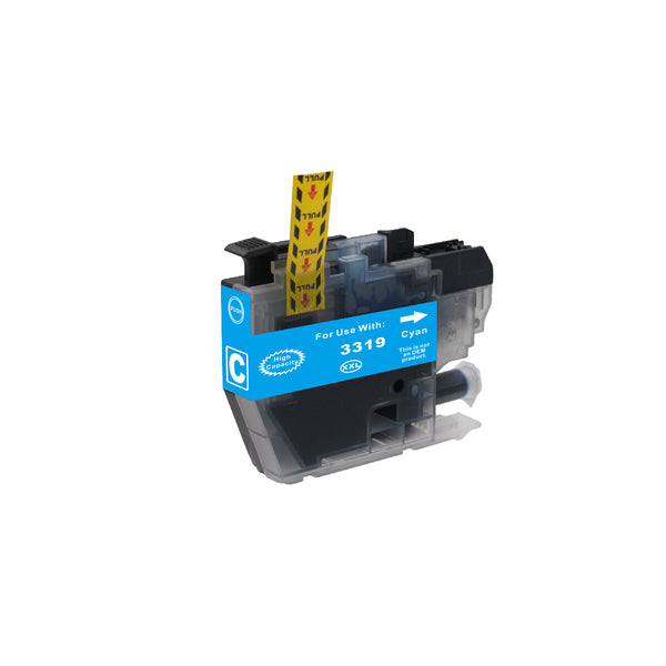 LC 3319 Cyan Compatible Inkjet Cartridge