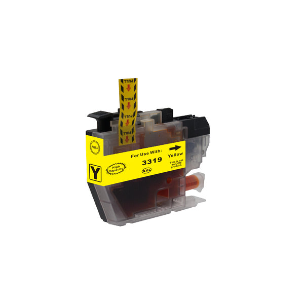 LC 3319 Yellow Compatible Inkjet Cartridge