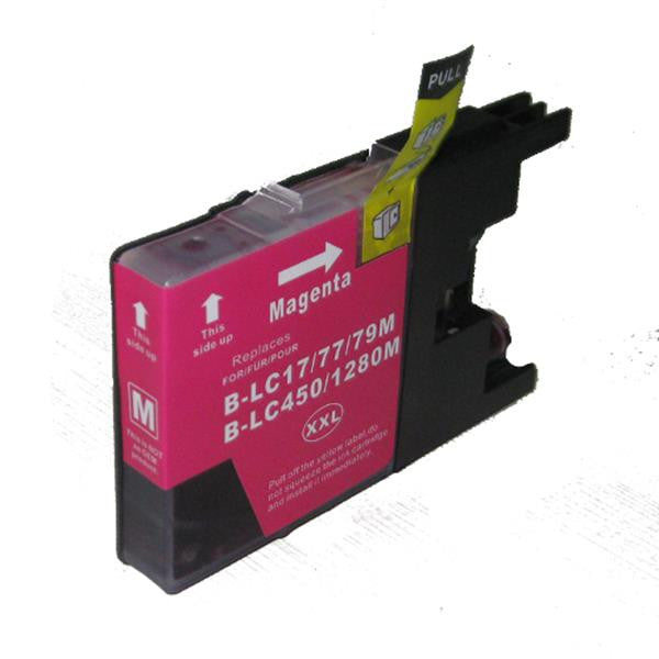 LC77XL Magenta Compatible Inkjet Cartridge