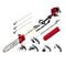 4 Stroke Pole Chainsaw Brush Cutter Hedge Trimmer Saw Multi Tool