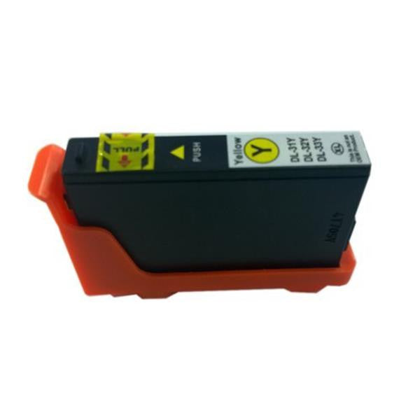 Series 33 Yellow Compatible Inkjet Cartridge
