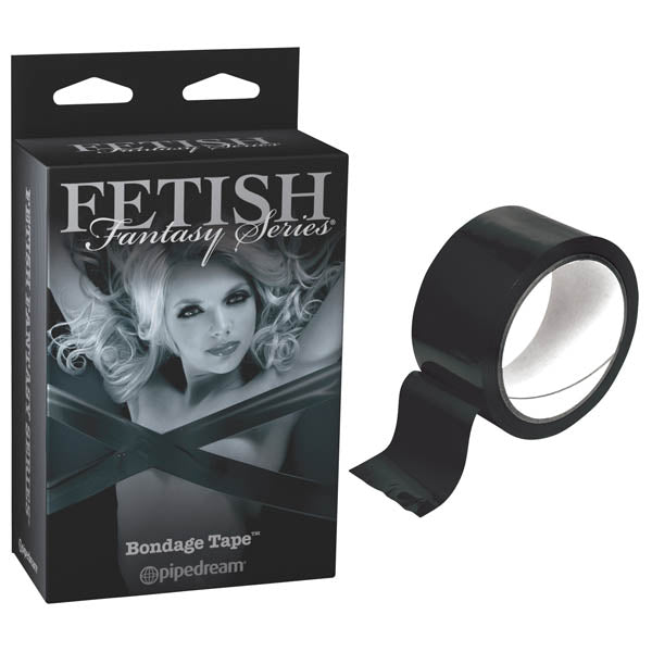 Fetish Fantasy Series Limited Edition Black Bondage Tape