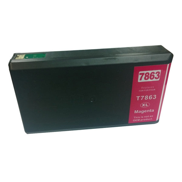 786XL Pigment Magenta Generic Ink Cartridge