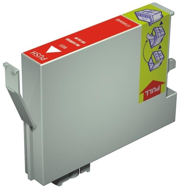 T0547 Red Compatible Inkjet Cartridge