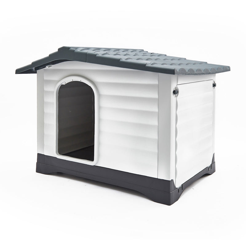 Plastic Dog Kennel MOLLY XXL - Blue