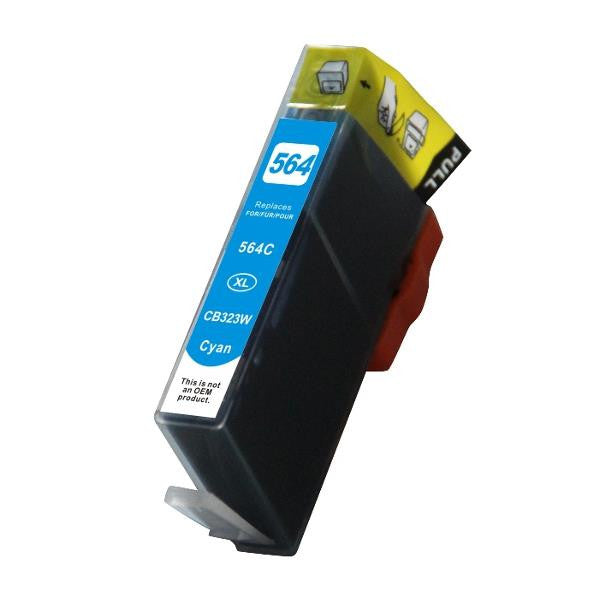 564XL Cyan Compatible Inkjet Cartridge