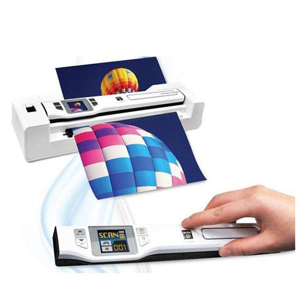 Digitalk Portable Photo & Document Scanner