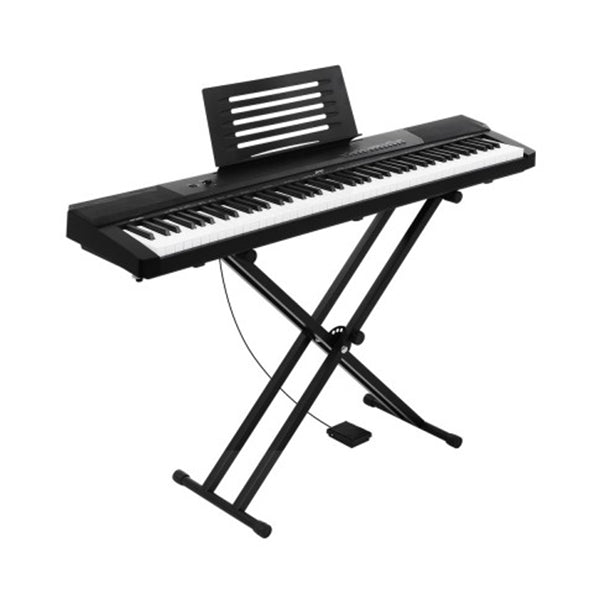Alpha 88 Keys Electronic Piano Keyboard Electric