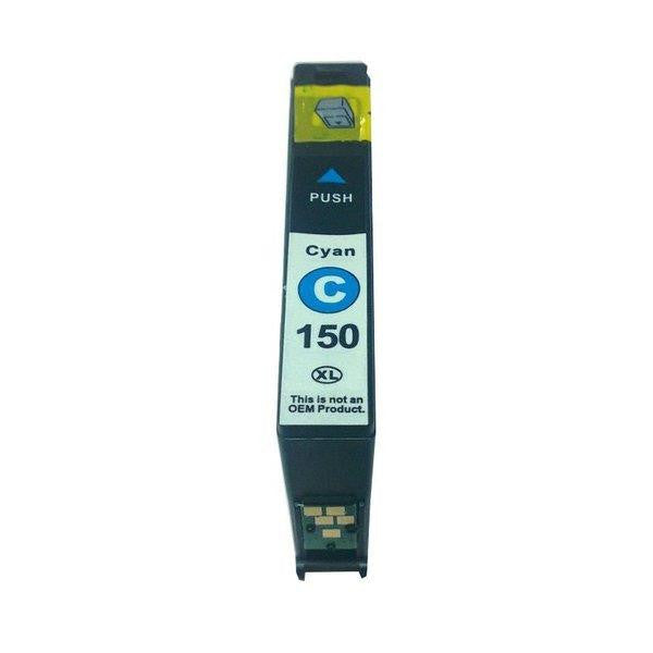 150XL Cyan Compatible Inkjet Cartridge