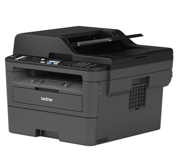Brother L2710Dw A4 Wireless Compact Mono Laser Printer All-In-One