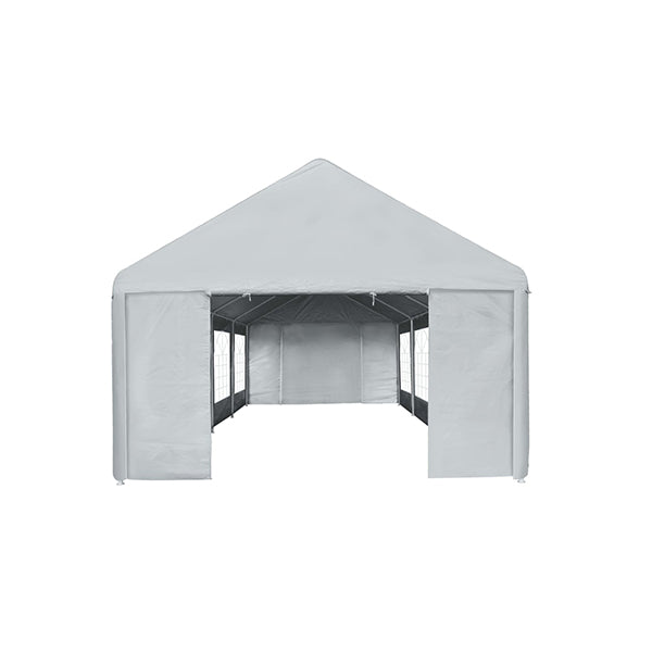 Party Tent Pe Grey