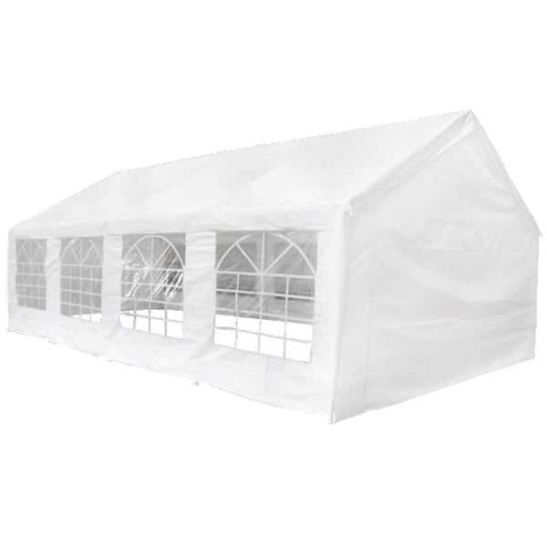 Party Marquee 8x4m - White