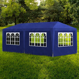 Partytent 3mx6m - Blue