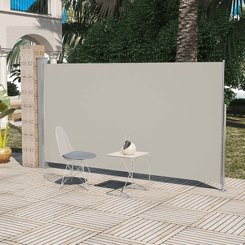 Patio Terrace Side Awning 180 x 300 Cm