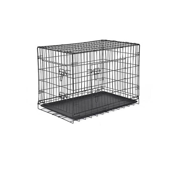 36 Inches Pet Dog Cage Crate Kennel Portable Collapsible Puppy Playpen