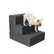 Pet Stair Ramp Portable Adjustable Soft Washable