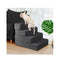 4 Step Pet Ramp Portable Adjustable Climbing Ladder
