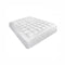 Giselle Mattress Topper Pillowtop 1000Gsm Microfibre Filling Protector
