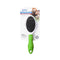 Pin Brush Soft Ball Untangling Anti Slip Handle Pet Grooming