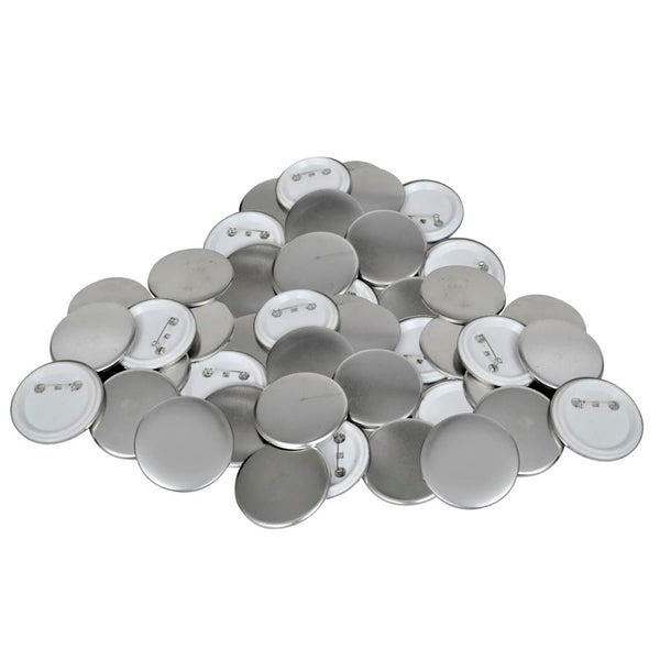 Pinback Button Parts 58 Mm (500 Sets)