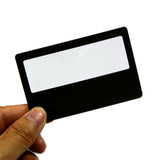 Pocket Wallet Magnifying Glass