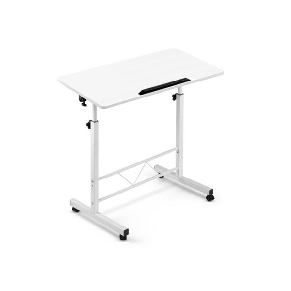 Portable Desk Computer Height Adjustable Table Sit Stand