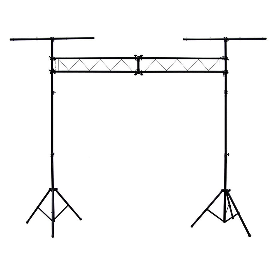 Portable Lighting Truss System With 2 Tripods