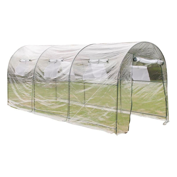 Portable Outdoor Greenhouse Walk-in Gardening Plant Hot House