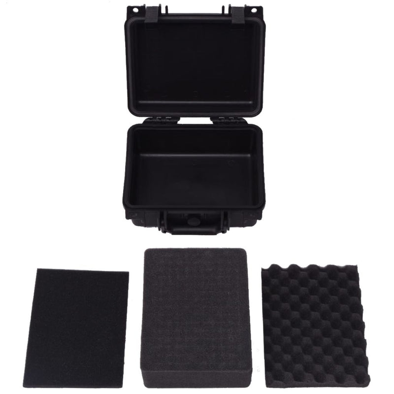 Protective Equipment Case 27cm x 24.6cm x 12.4cm - Black