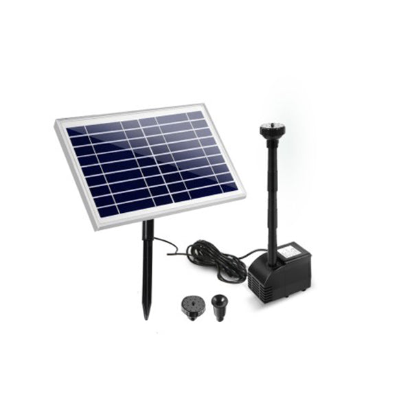 Solar Powered Water Pond Pump 60W