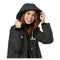 Raincoat Adult Female Black Large