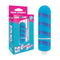Rock Candy Fun Size Candy Stick - Blue 7.6 cm Bullet