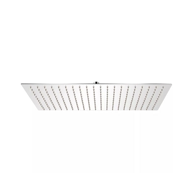 Rain Shower Head Stainless Steel 30 X 50 Cm Rectangular