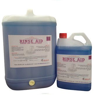 Rinse Aid (Speeds up drying process for dishes) RA25