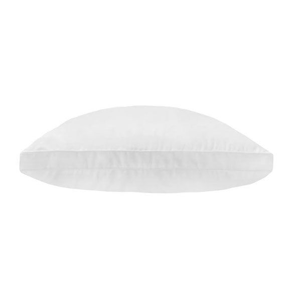 Royal Comfort Gusset Pillow Single Pack 4Cm Gusset Support