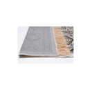 Royal Palace Grey Silk Rug