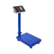 Soga 150Kg Electronic Digital Platform Scale Computing Shop Blue