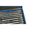SDS Drill Bit Chisel Set with Metal Case