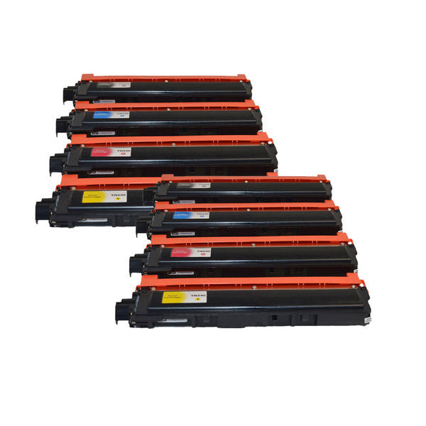 TN-240 Series Generic Toner Set X 2
