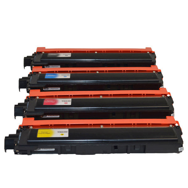 TN-240 Series Generic Toner Set