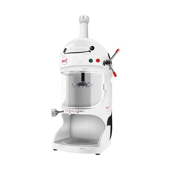 Soga 350W Commercial Ice Shaver Machine Automatic Snow Cone Maker