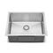 440x450mm Stainless Steel Kitchen Laundry Sink Single Bowl Nano