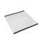 Stainless Steel Sink Kitchen Dish Drainer Foldable Drying Rack Roll up