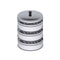 Soga 3 Tier 25Cm Stainless Steel Steamers With Lid Pot Steamers