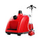 Soga 80Min Professional Garment Steamer Portble Cleaner Steam Iron Red